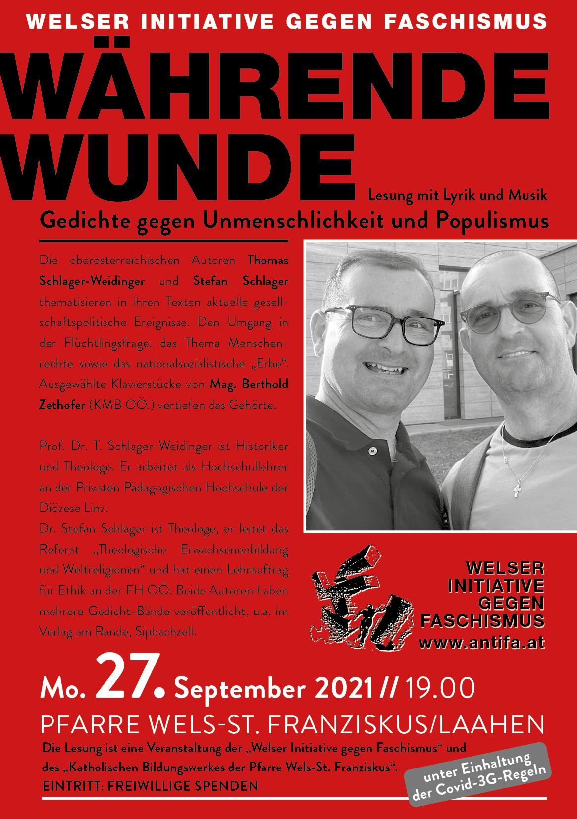 ANTIFA-Lesung_Schlager_Weidinger_27.9.2021-Flyer A5 (003)
